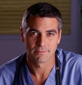 George torna a ER