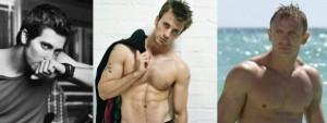 I dieci uomini più sexy di Hollywood