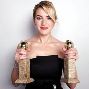Kate Winslet e il marito non volano insieme