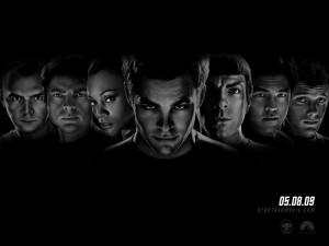 Wallpaper Star Trek