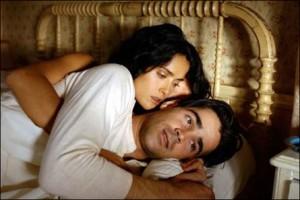 Colin Farrell vuole Salma Hayek