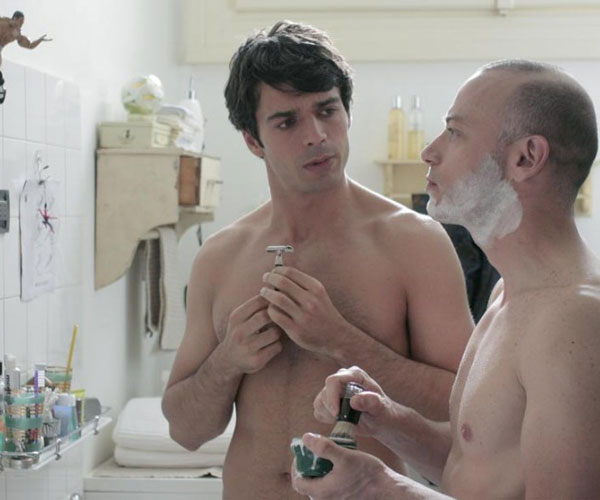 Luca argentero film gay