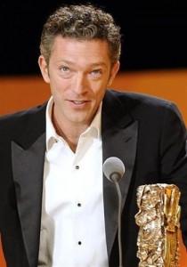 Vincent Cassel vince il César