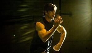 Hugh Jackman si allena per gli Oscar