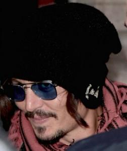 Johnny in Paris