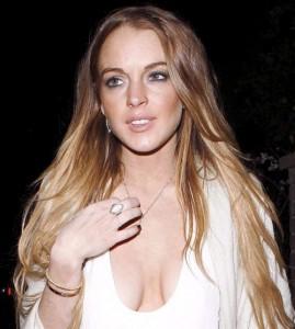 Lindsay Lohan lancia la sua linea di autoabbronzanti