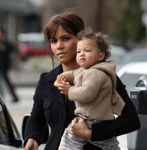 Halle Berry mamma da un anno