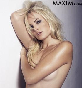 Malin Akerman sexy