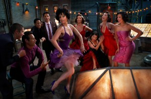 West Side Story glamour