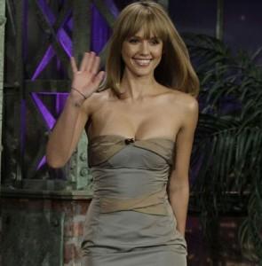 Jessica Alba in gran forma