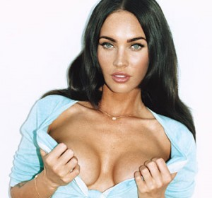 Megan Fox Hulkessa
