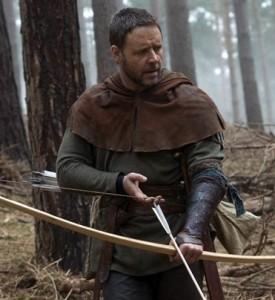 Russell Crowe è Robin Hood