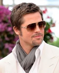 Brad Pitt, un basterd a Cannes