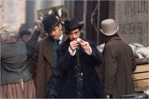 Un trailer per Holmes