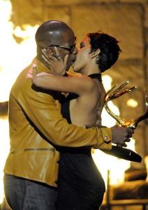 Halle Berry e un premio infuocato