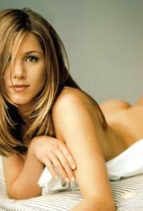 Jennifer Aniston flirta con un altro Brad