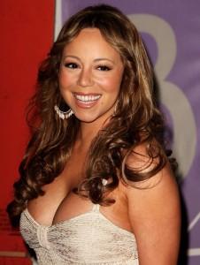 Mariah Carey arriva a Cannes