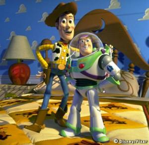 Un po' di Toy Story 3