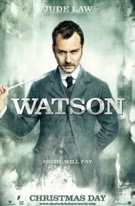 Holmes e Watson più sexy che mai