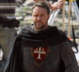 Crowe è Robin Hood