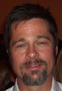 Brad Pitt completamente ubriaco