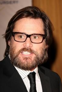 La barba di Jim Carrey
