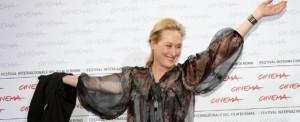 Meryl incanta Roma
