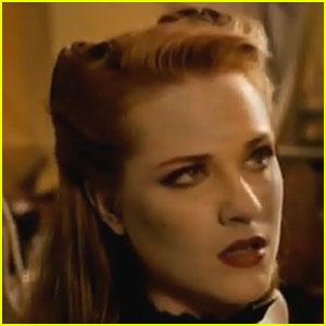 Evan Rachel Wood in un video musicale