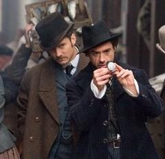 Nuovo trailer per Sherlock Holmes
