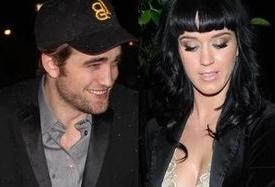 Robert Pattinson con Katy Perry?