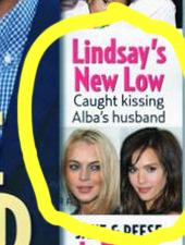 Lindsay Lohan rovinafamiglie