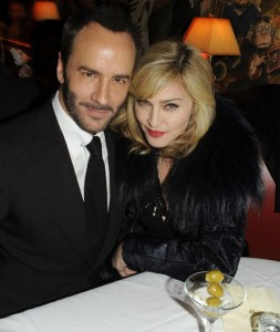 Madonna incontra Tom Ford