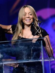 Mariah su di giri