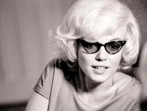 Marilyn Monroe inedita