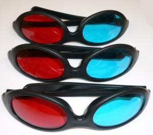 Occhiali 3D sotto accusa