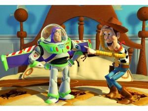Woody, Buzz e un nuovo trailer