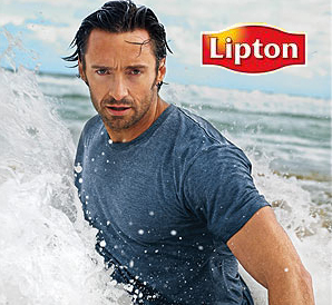 Hugh Jackman per Lipton Ice Tea