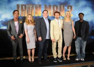 Iron Man 2: la premiére