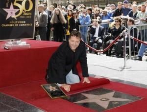 Anche Russell Crowe ha la sua buona stella…
