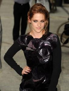Kristen Stewart si è fatta rossa