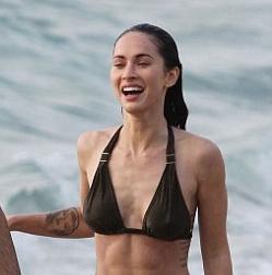 Megan Fox a Maui