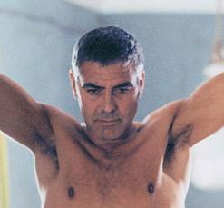 George, che fisico!