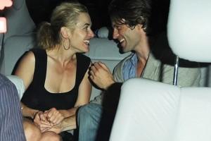 Kate Winslet felice come non mai