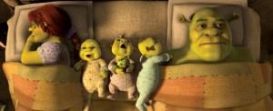 Shrek e vissero felici e contenti
