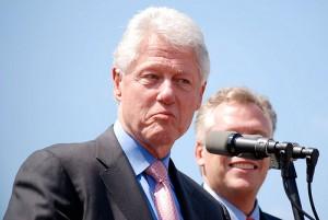 Bill Clinton attore