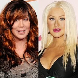 Christina Aguilera intervista Cher