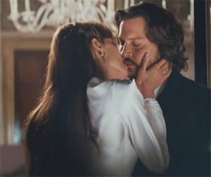 Niente sesso per Depp