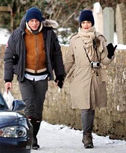 Daniel Craig e Rachel Weisz escono allo scoperto