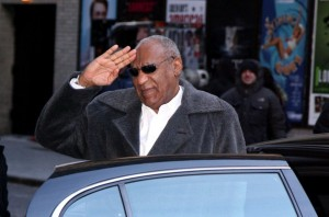 Bill Cosby al Letterman