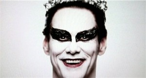 Jim Carrey fa Black Swan